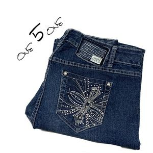 One 5 one authentic denim size 10 jeans